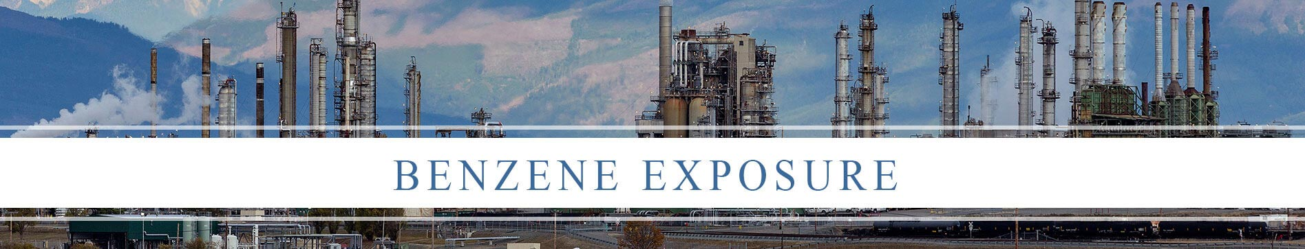 Benzene Exposure Lawyer | Texas Attorneys