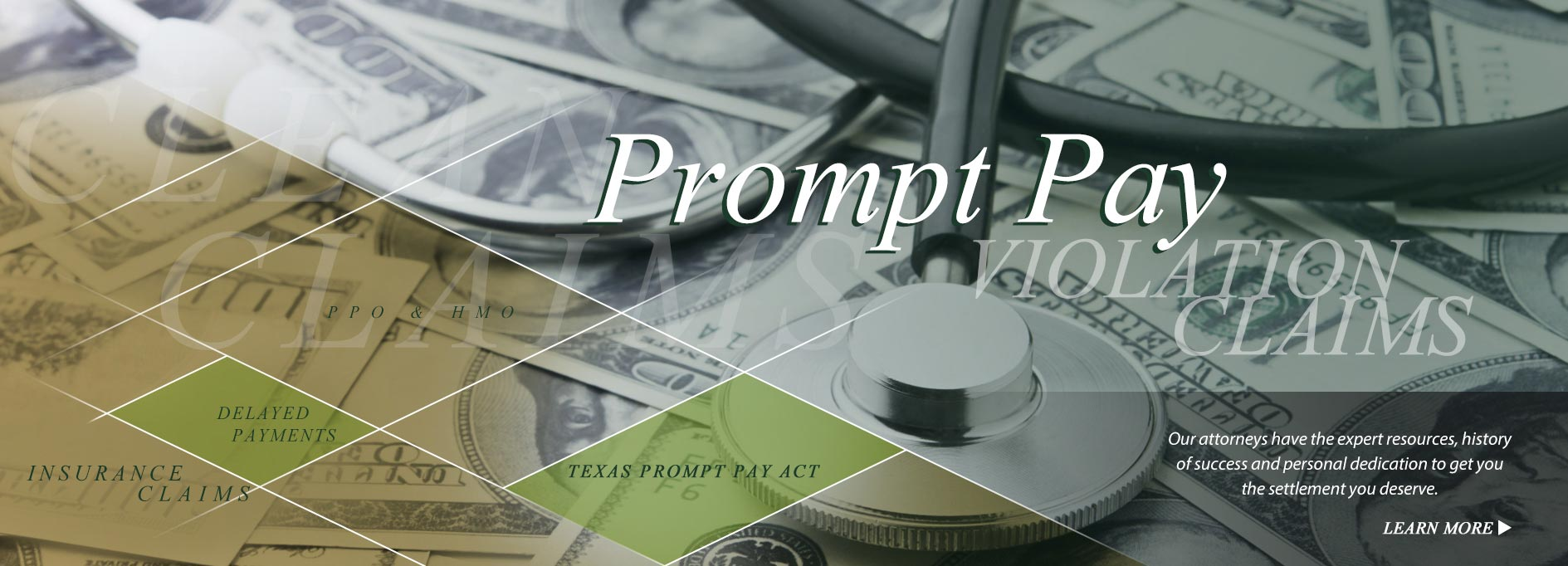 Prompt Pay Violation Attorney